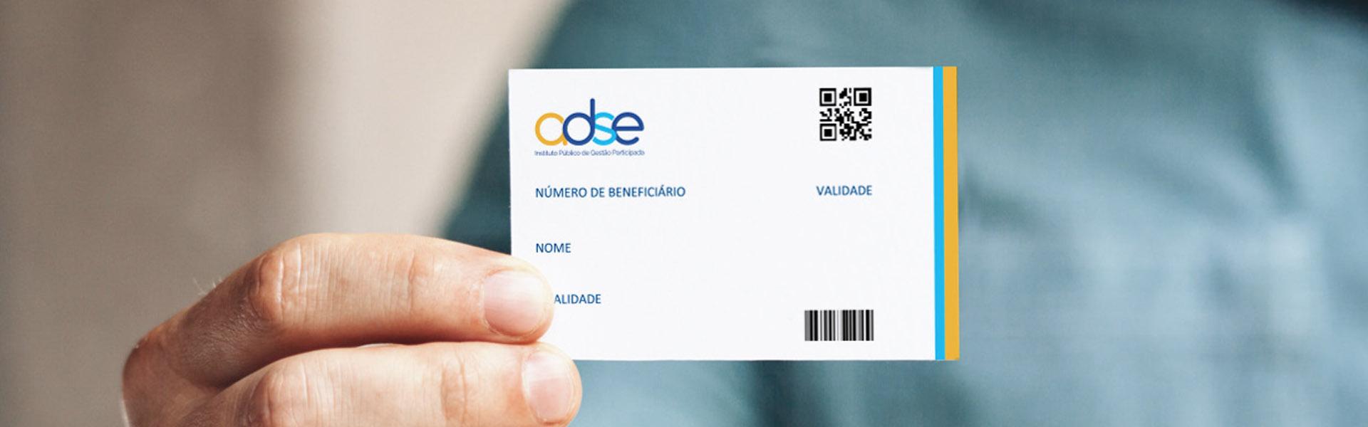 ADSE - Cartao de Beneficiario