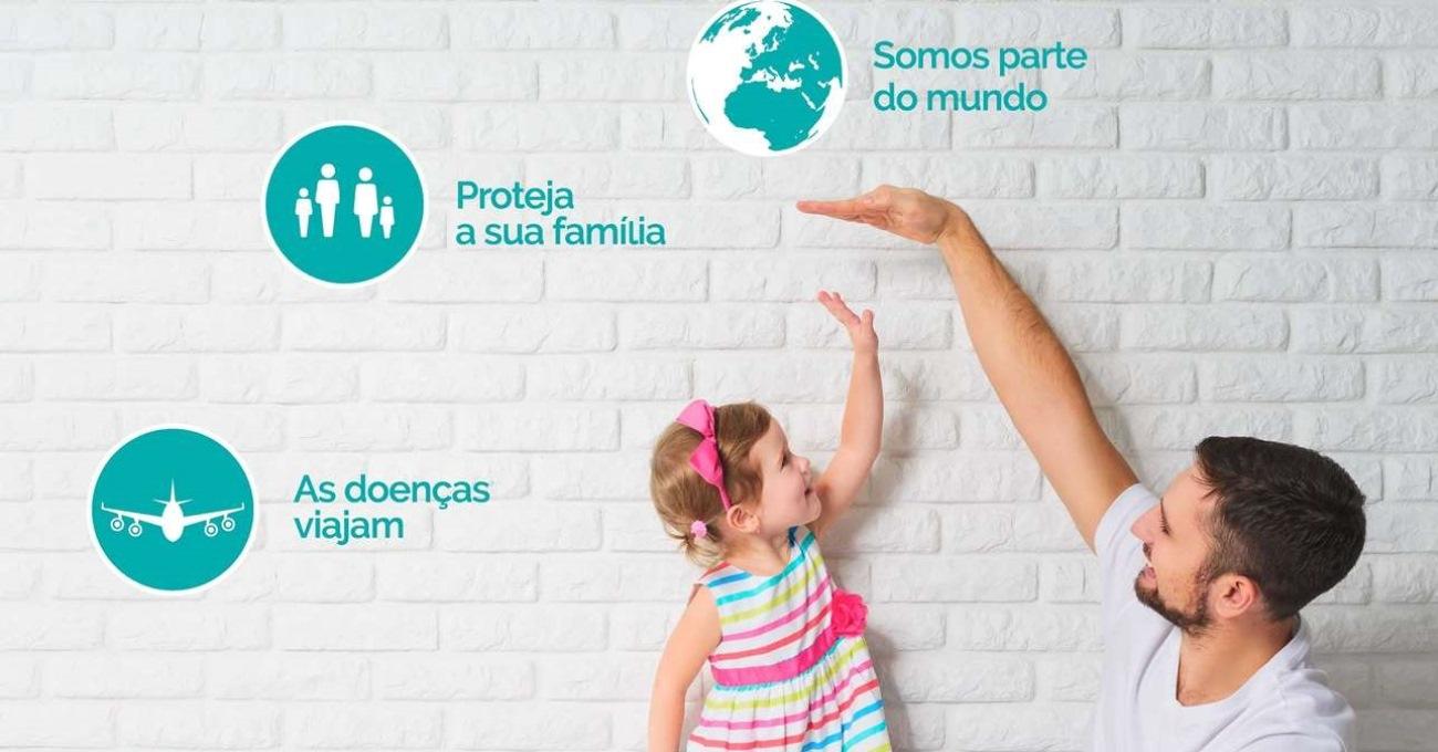 """A ADSE associa-se à divulgação da campanha de vacinação – """"O seu filho está a crescer"""""""
