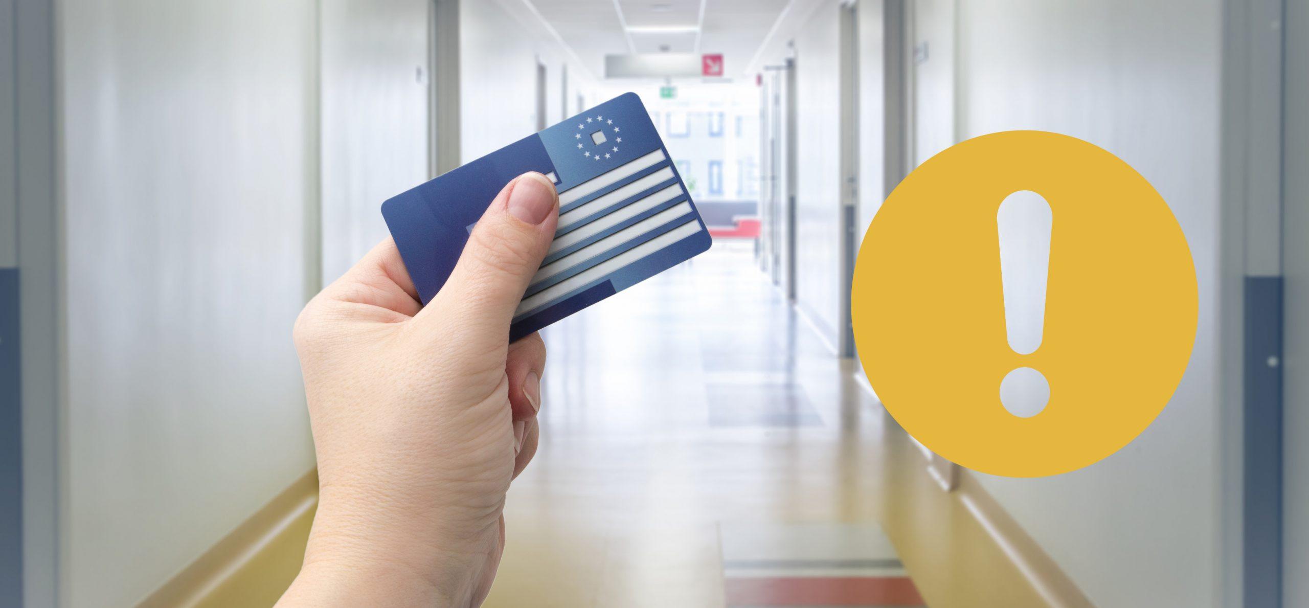 A ADSE deixou de emitir o Cartão Europeu de Seguro de Doença (CESD)